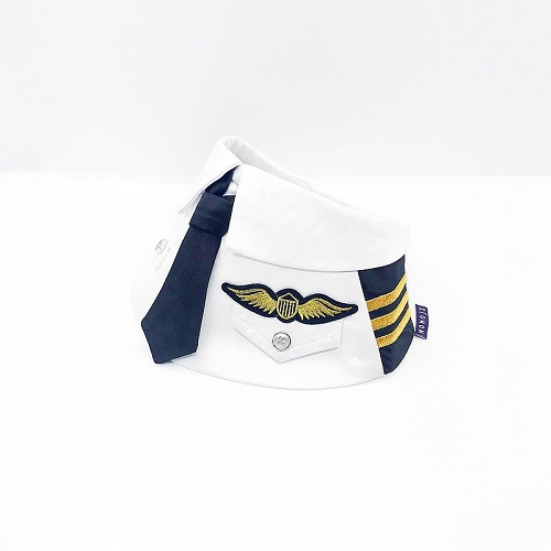 Momoji Pet bib Coolmore 01 -   Captain cosplay